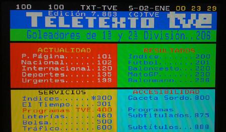 Apártate, WhatsApp: presos de una cárcel en Pontevedra utilizan el Teletexto para recibir mensajes del exterior