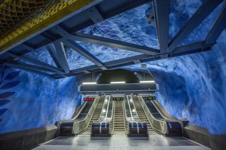Las 13 estaciones de metro más espectaculares del mundo