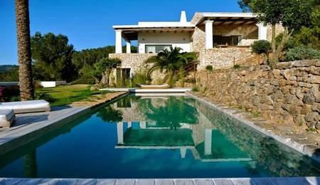Can Agnes  una espectacular villa en Ibiza