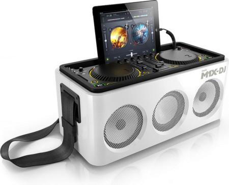 M1X-Dj, la solución todo en uno de Philips para los que quieren iniciarse en el DJing