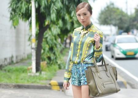 La calle más estilosa luce ¡ya! las nuevas tendencias del otoño 2012/2013