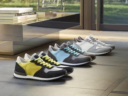 Tods Ss15 Man Sneaker