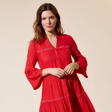 13 vestidos de playa en rebajas muy sofisticados por menos de 20 euros