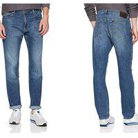 Chollos en tallas sueltas de los pantalones Lee Rider Jeans: desde 13,81 euros podemos hacernos con un par en Amazon
