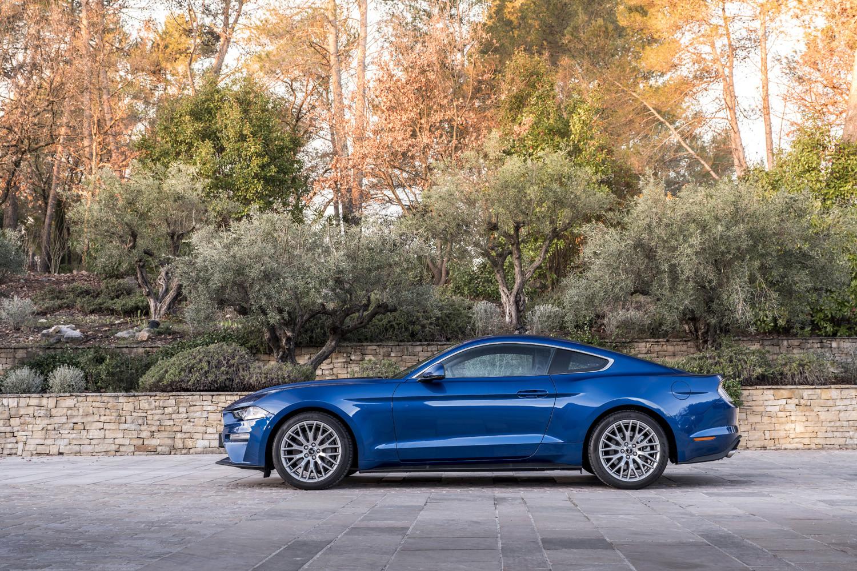 Foto de Ford Mustang 2018, toma de contacto (8/159)