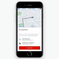 Los C5 de ocho estados podrán acceder en tiempo real a los datos de viajes de Uber que activen el botón de emergencia desde la app