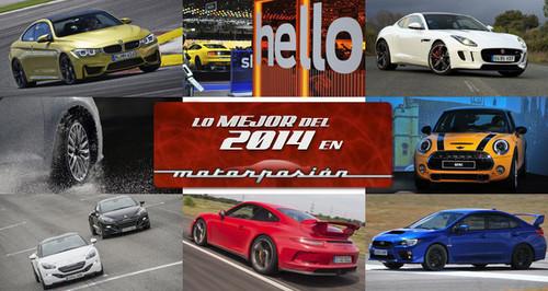 Mejor vídeo propio: Lo mejor de 2014 en Motorpasión
