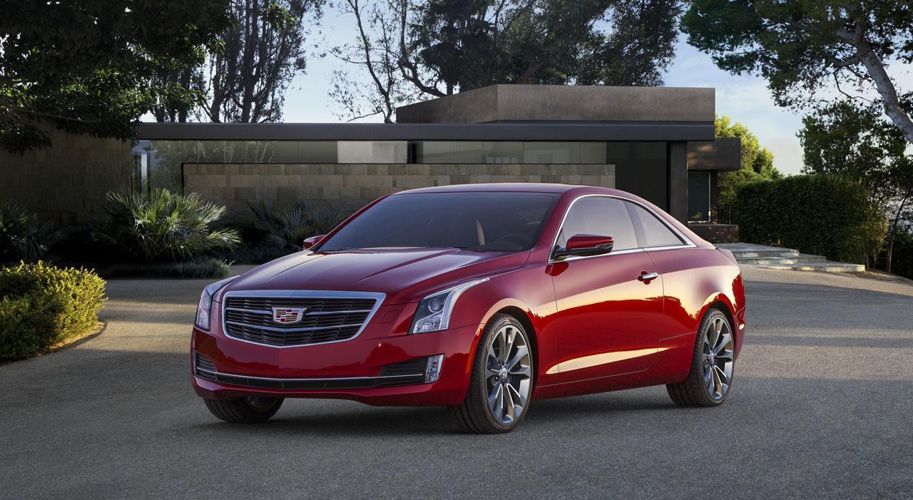 Foto de Cadillac ATS Coupé Europeo (24/33)