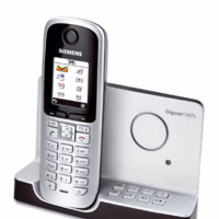 Siemens Gigaset S675 IP, teléfono híbrido