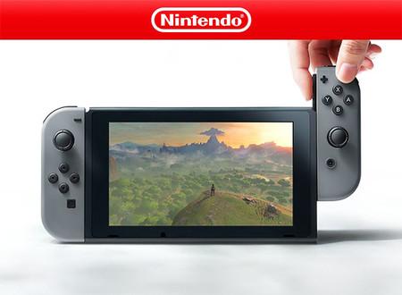 No hagan planes, Nintendo fija la hora de presentación de Switch