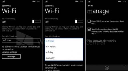 Un vídeo nos muestra WiFi Sense, la nueva prestación de Windows Phone 8.1, en acción
