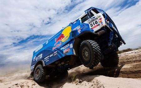 Lo mejor del Dakar: los grandes camiones