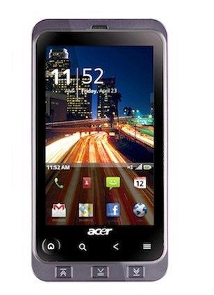 Acer Stream, la apuesta Android más importante de la compañía taiwanesa