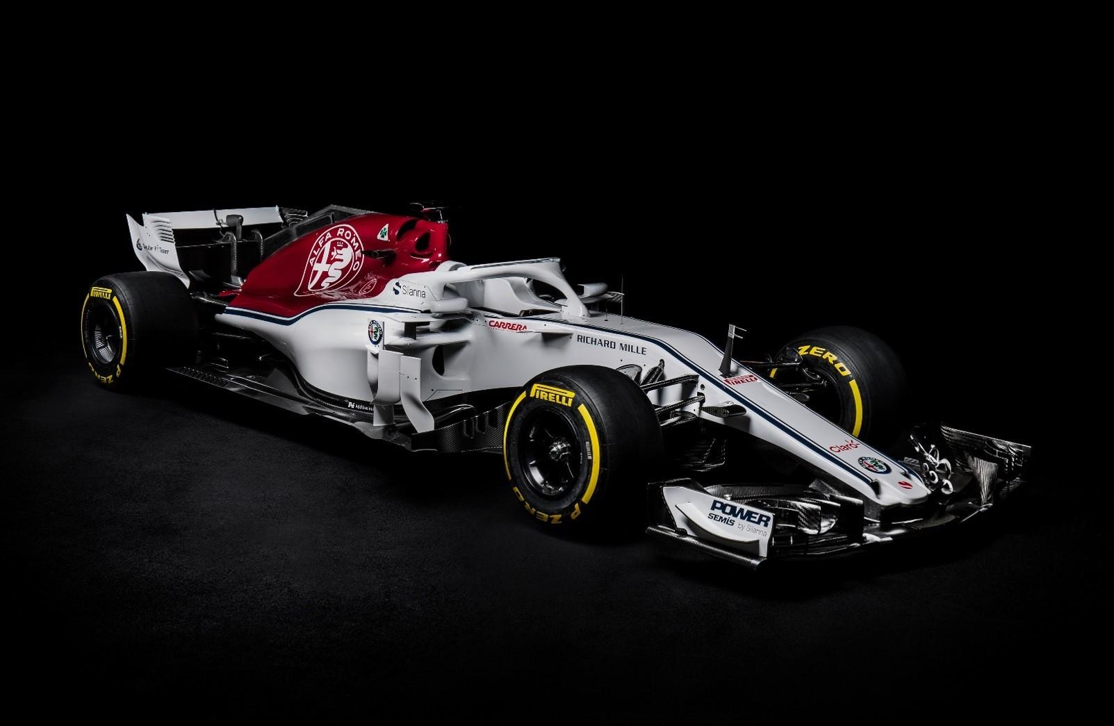 Foto de Alfa Romeo Sauber C37 2018 (2/5)