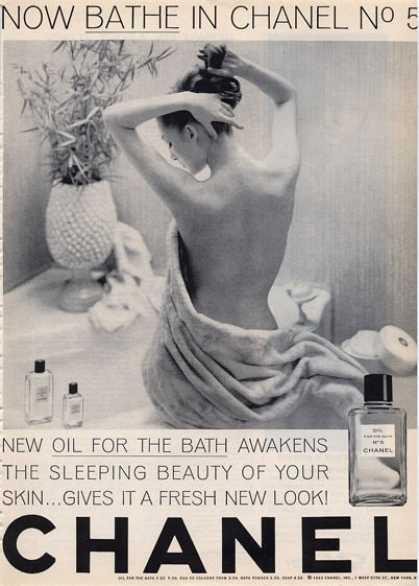 Foto de Chanel No. 5 - publicidad del 30 al 60 (30/61)