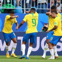 Neymar y Brasil celebran su gol ante México al más puro estilo CS:GO
