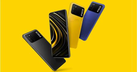 POCO M3: el próximo gama media de Xiaomi será un colorido smartphone con una monstruosa batería de 6,000 mAh