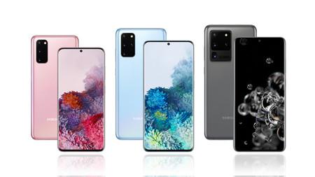 """Samsung Galaxy S20, S20+ y S20 Ultra inician su preventa en México: colores, precios y sus """"regalos"""""""
