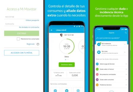 Contacta Con Movistar Online O Via App