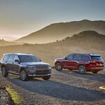 El Jeep Grand Cherokee L 2022 estrena plataforma, tercera fila y conducción manos libres
