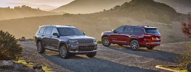 The Jeep Grand Cherokee L 2022 debuts platform, third row and hands-free driving