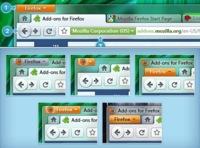Aparecen más pruebas de diseño de la interfaz de Firefox 4