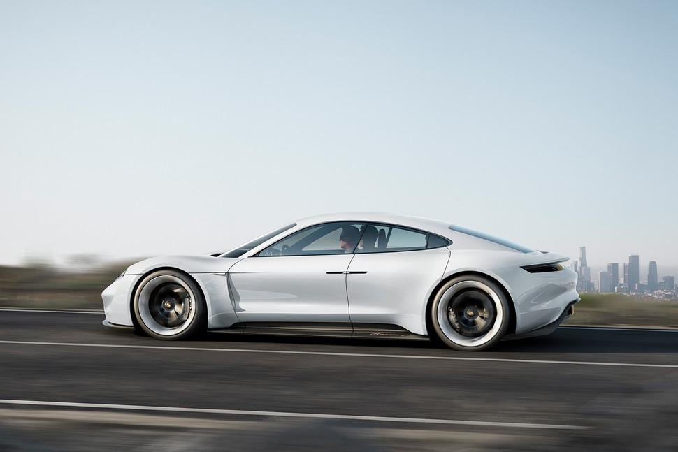Porsche Mission E 5