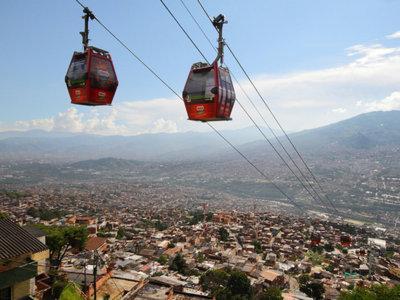 Medellín es un referente en tecnologías para la seguridad