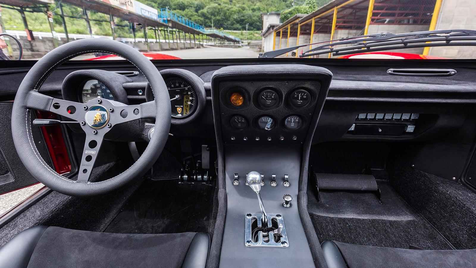 Foto de Lamborghini Miura SVR, resturado por Polo Storico (7/14)