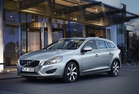 Volvo aumenta el ritmo de fabricación del Volvo V60 Plug-in Hybrid