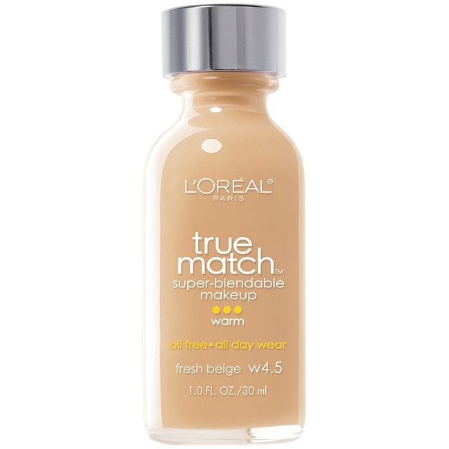 Loreal Paris True Match Super Blendable Makeup1