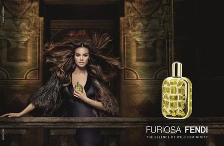 La donna Furiosa de Fendi interpretada por una Kasia Smutniak espectacularmente guapa