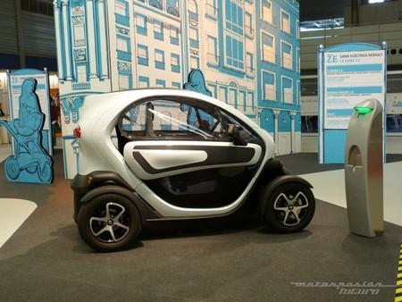 Renault Twizy: primeras impresiones