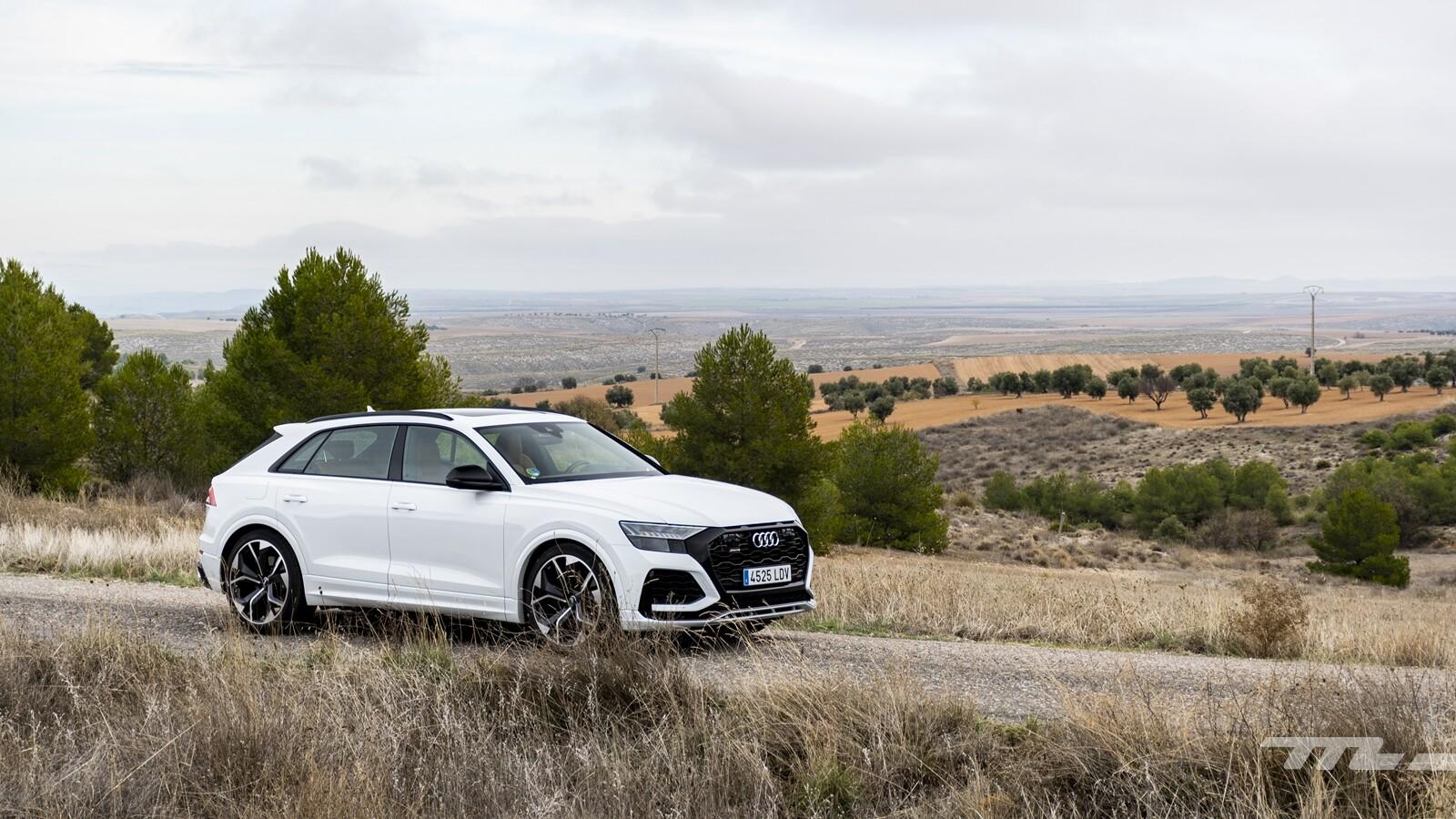 Foto de Audi RS Q8 2020, prueba (2/40)