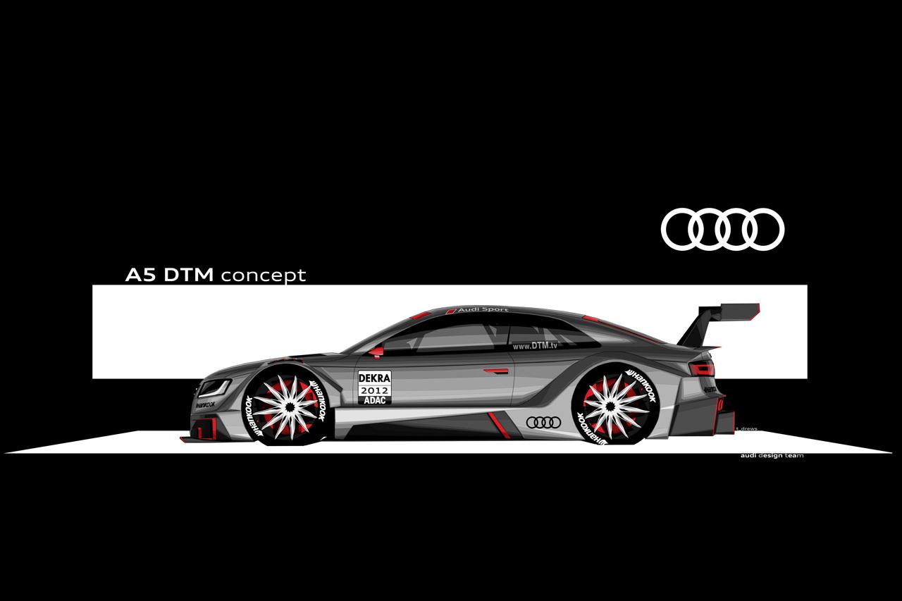 Foto de Audi A5 DTM 2012 (3/6)