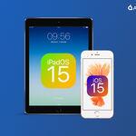 Los iPhone 6s y iPad Air 2 rompen récords y alcanzan los seis y siete años de actualizaciones con iOS 15 y iPadOS 15