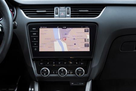 Škoda Octavia 2017 prueba contacto