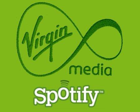 Virgin y Spotify lanzarán un servicio de música en breve