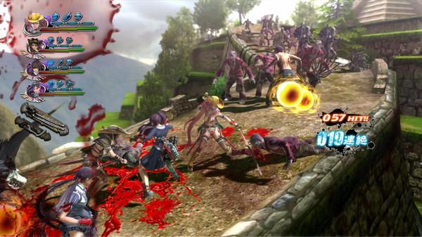 Foto de Onechanbara Z2: Chaos  para Steam (11/42)
