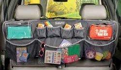 SafeFit, para organizar los juguetes en el coche