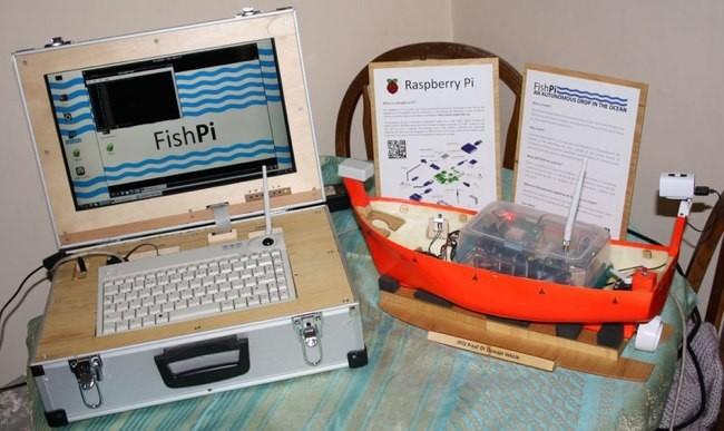 FishPi, un interesante proyecto que ojalá llegue a buen puerto