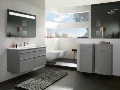 Sonido de alta calidad integrado en tu baño con + Sound