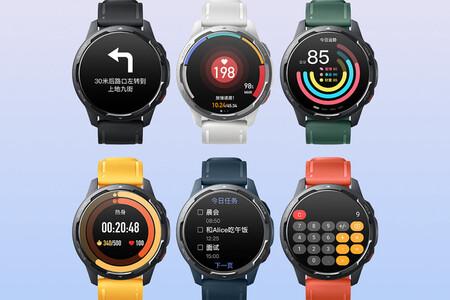 Xiaomi Watch Color 2: autonomía para 12 días, 117 deportes y muchos colores a elegir