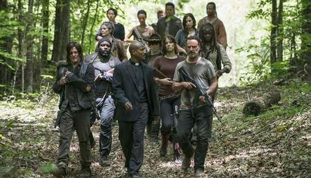 'The Walking Dead' y sus experimentos narrativos