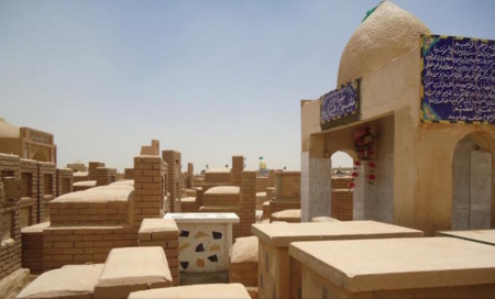 Tombs Graves Wadi Al Salam