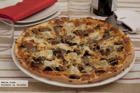 Receta de pizza caprichosa, un clásico italiano que siempre triunfa
