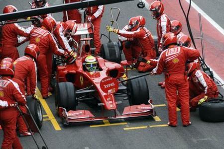 Adelante con la supresión de los repostajes en la Fórmula 1