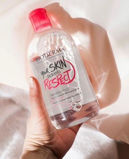 El agua micelar más vendida del mundo, Sensibio H2O de Bioderma, cumple 25 años y lo celebra con 3 ediciones limitadas
