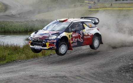 Rally de Gales 2012: Thierry Neuville abrirá pista