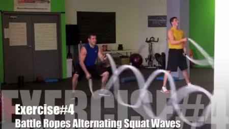 Rope Training: entrena tu cuerpo con cuerdas